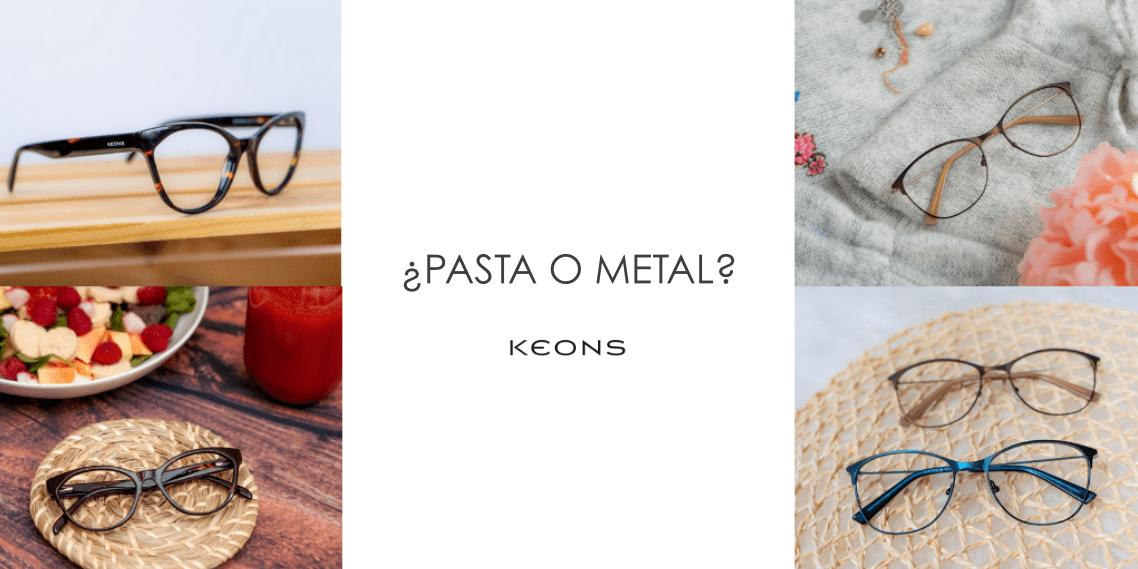 01dbaf40cb gafas de pasta o gafas metal, ¿qué montura eliges?