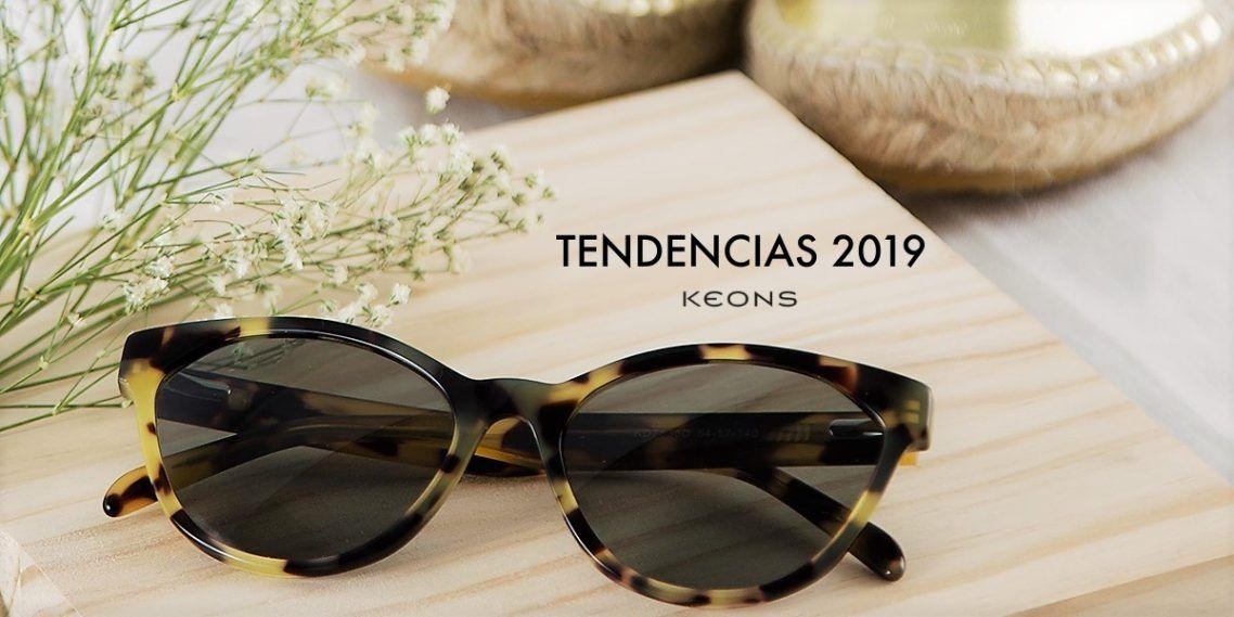 f7c81b9a02 ... tendencias para el próximo 2019. Si pensamos en complementos, uno clave  que no puede faltar en nuestros estilismos diarios son las gafas de sol.