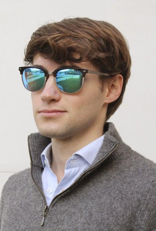 Trevi gafa sol habana blue chico